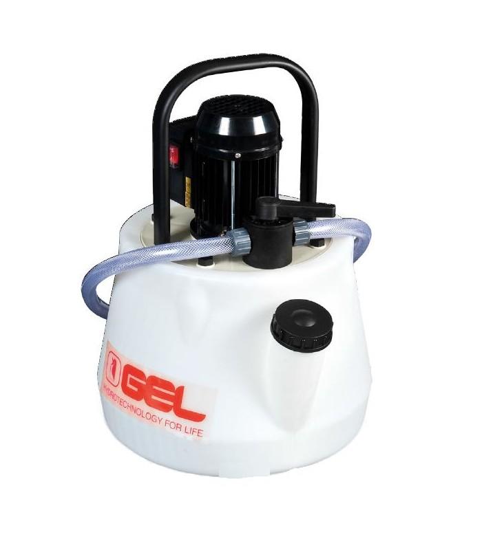 pompa per lavaggio scambiatori