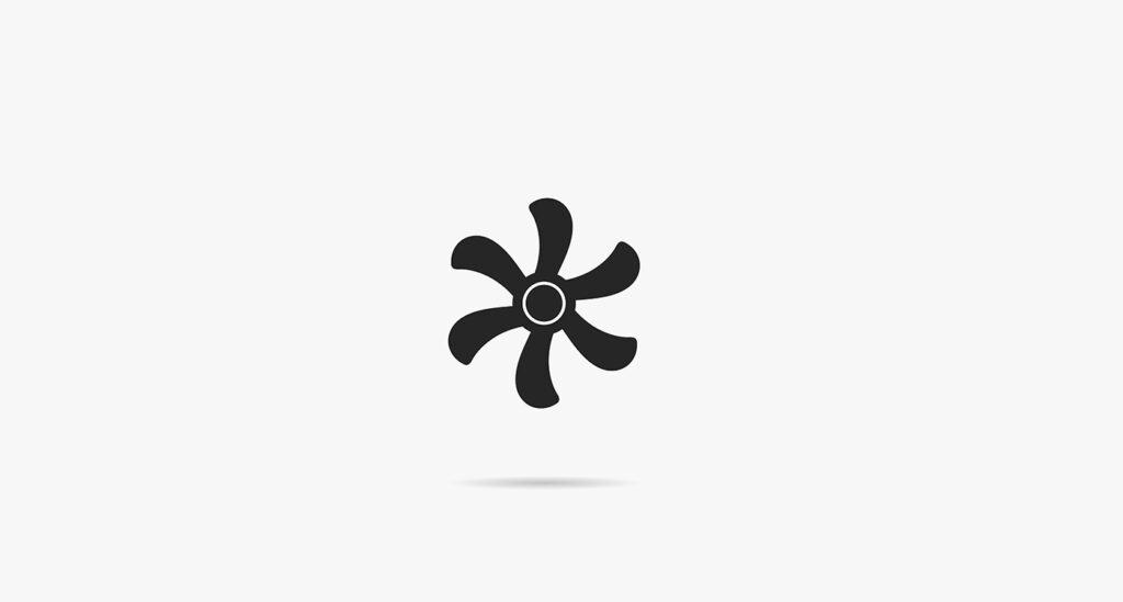 simbolo ventilazione